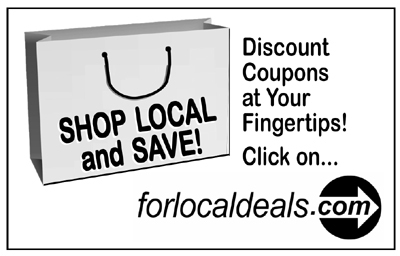 For Local Deals Program Marshland Ad
